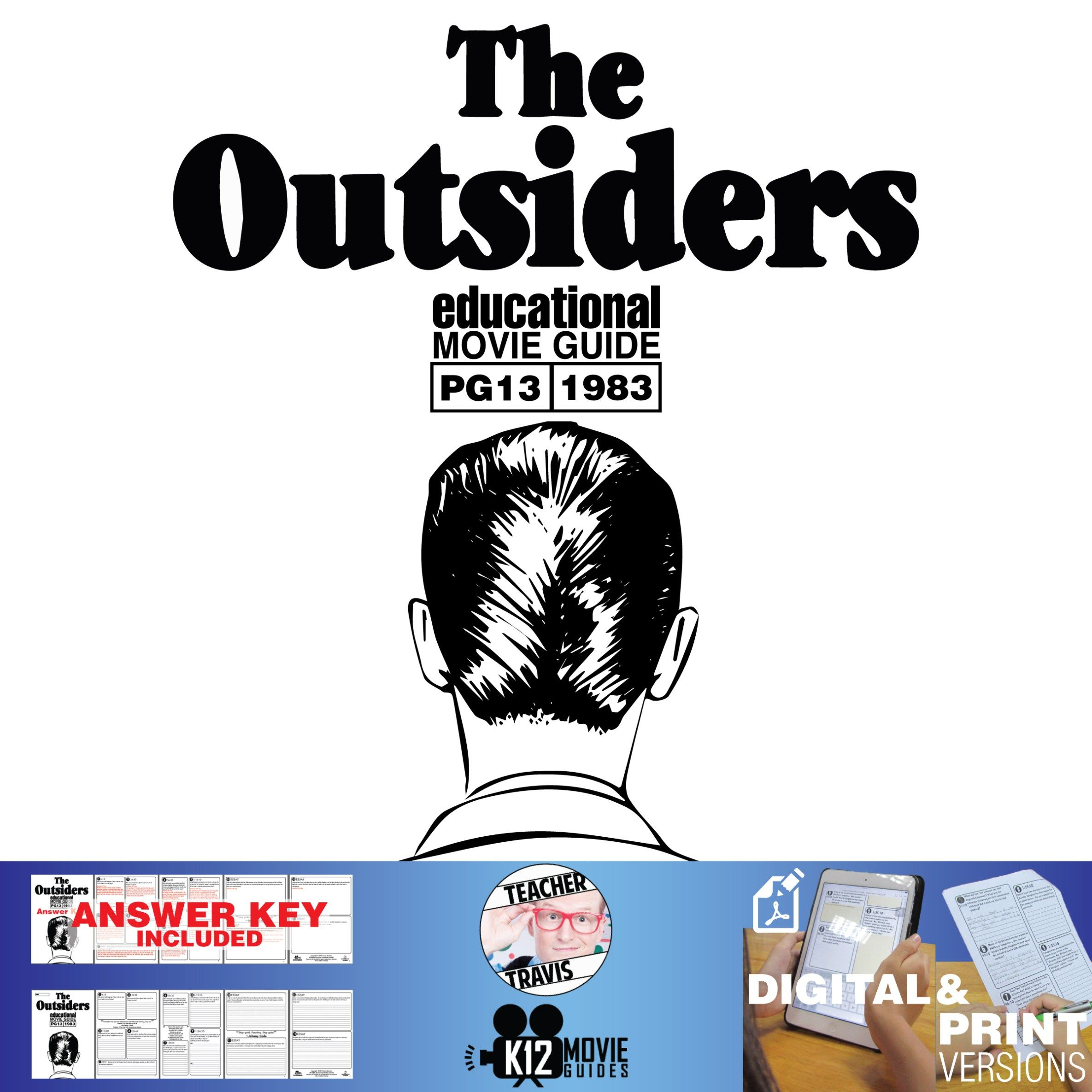 The Outsiders Movie Guide