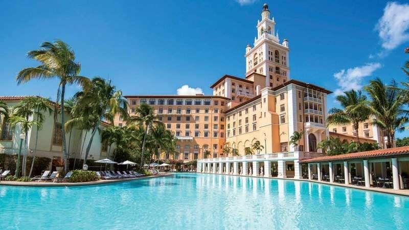 Biltmore Hotel In Florida