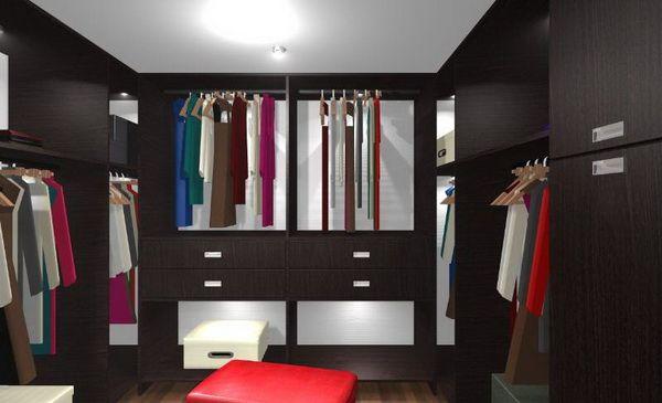 Beau Spacious Dressing Room Designs