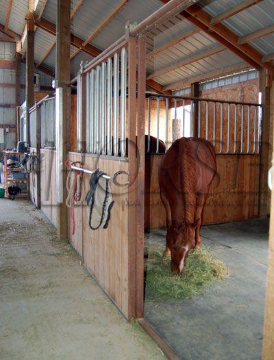 Installing Rubber Stall Mats Horse Keeping Barn Stalls