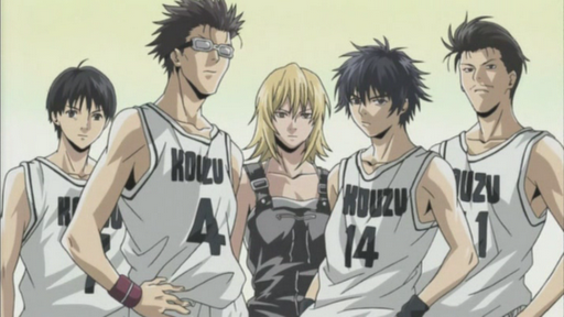 Top 10 best basketball anime for all the sports