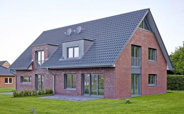 Unser Musterhaus Doppelhaus D116s (mit Bildern) Haus