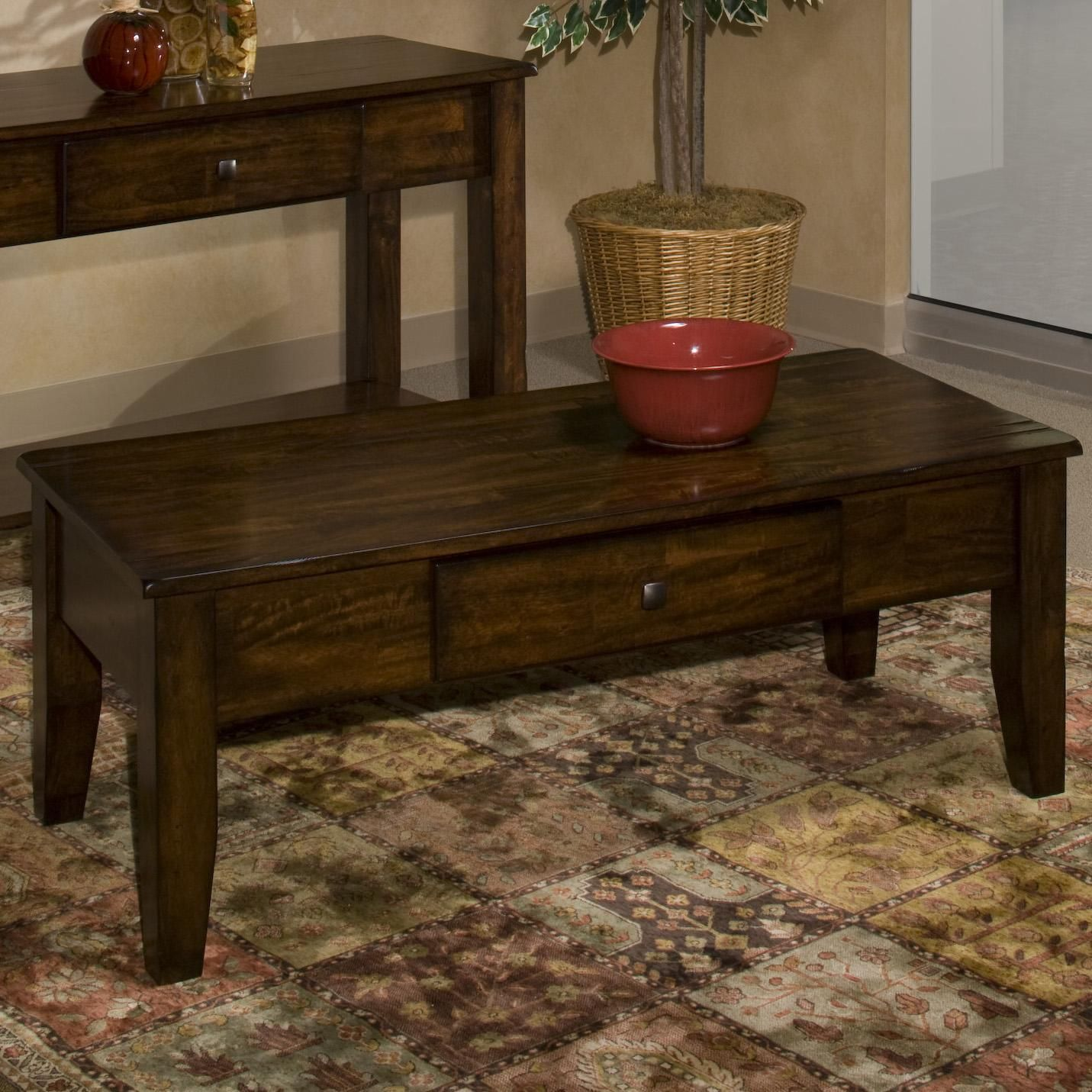 Coffee Table By Intercon Solid Wood Coffee Table Mango Wood Coffee Table Coffee Table [ 1431 x 1431 Pixel ]