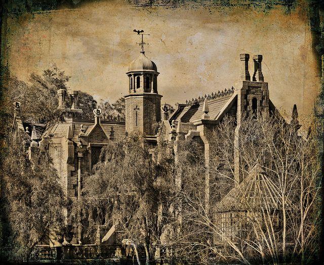 Disney's Haunted Mansion