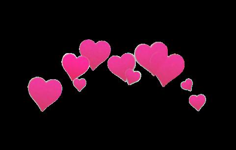 Discover The Coolest Pink Hearts Corazones Rosa Crown Corona Girl Tumblr Kawaii Dulce Lindo Nina Freetoedit Sti Objek Gambar Lukisan Kaktus Gambar