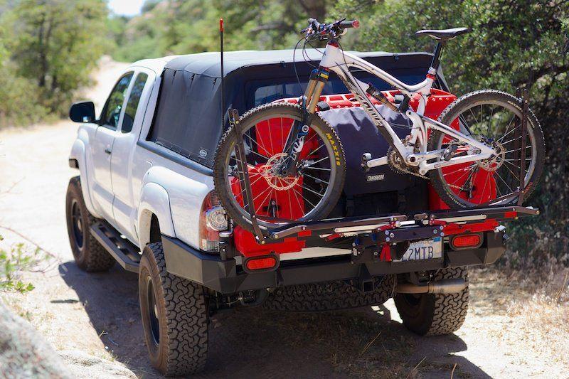 1up Bike Rack Toyota Tacoma Toyota Tacoma