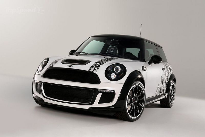 Mini Cooper By Simachev And Topcar Pictures Photos Wallpapers Top Speed Mini Cooper Mini Cars Mini Cooper S