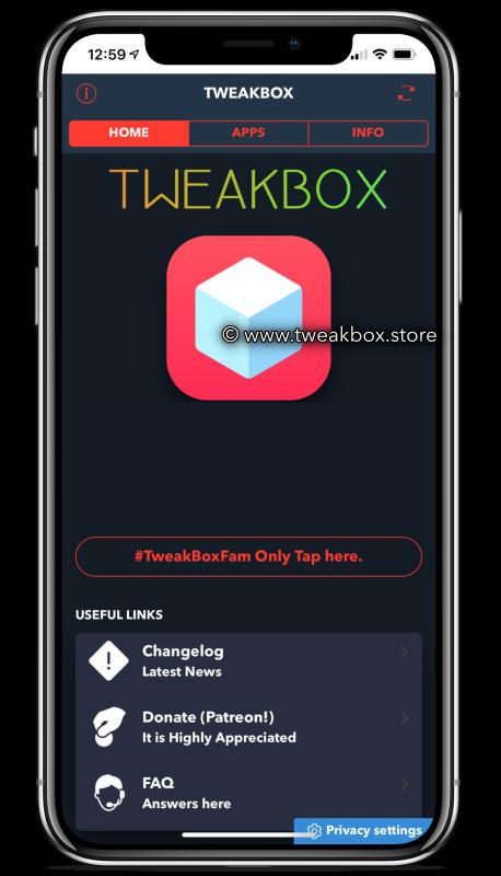 Download TweakBox App App, Ios