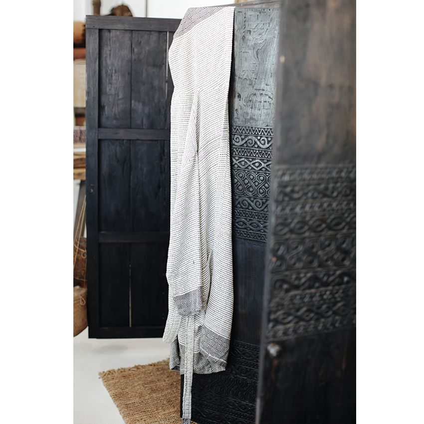 Manyara Home :: Bath :: Turkish Cotton/Linen Hooded Robes-I ADORE THAT SCREEN!
