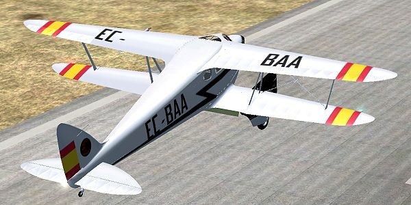 DH-90 Dragonfly en ascenso
