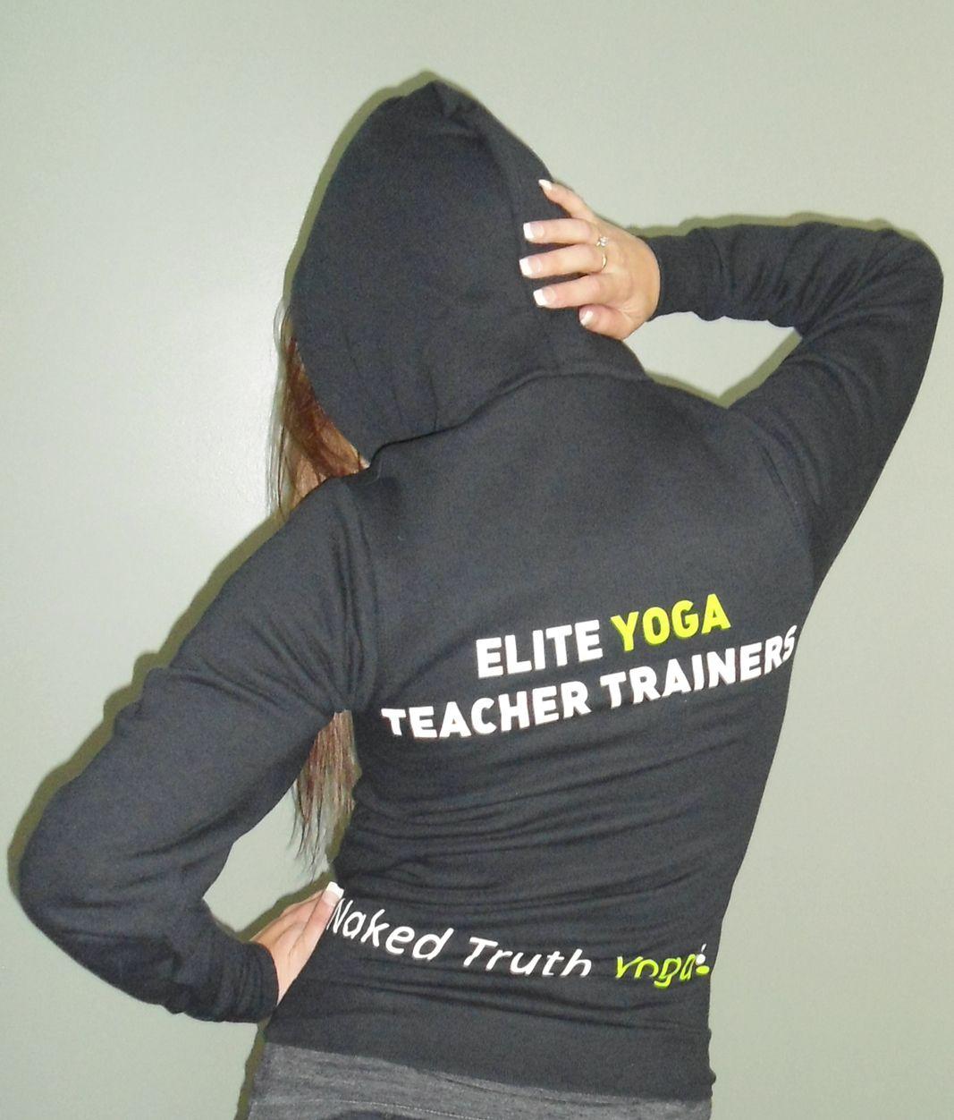Elite Yoga Teacher Training Hoodies