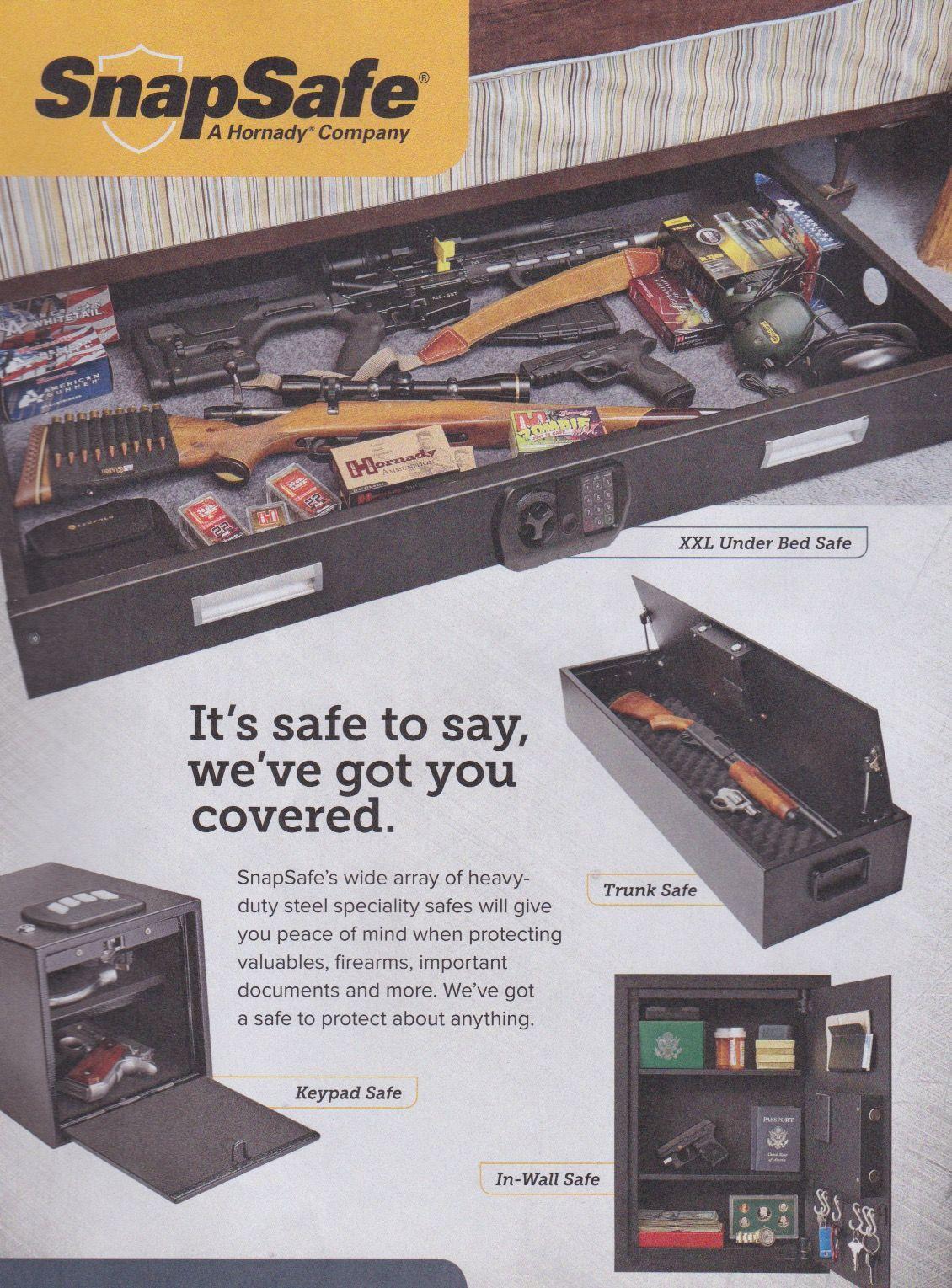 Pin on Gun Advertising