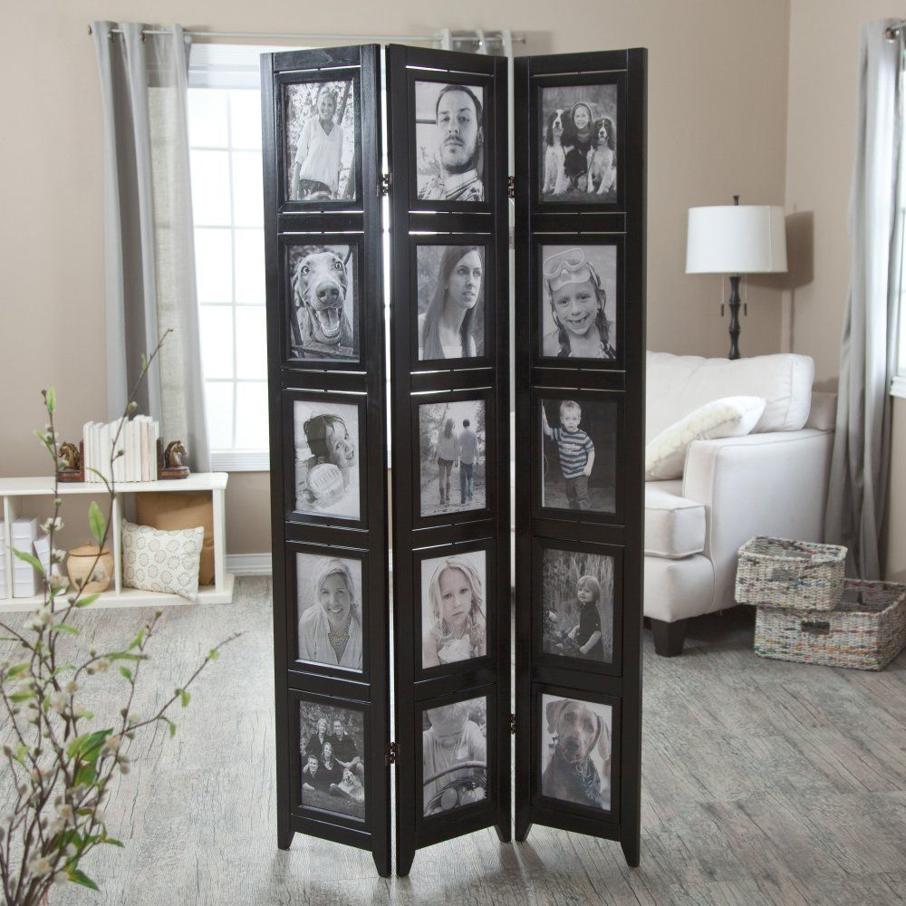 Amazoncom Memories Double Sided Photo Frame Room Divider 3