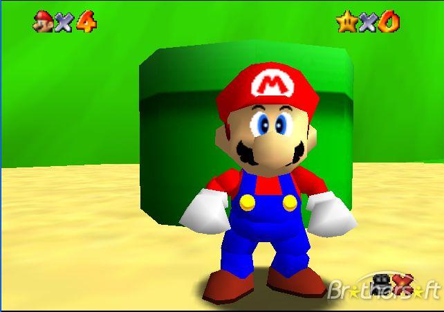 nitendo 64 mario | Super Mario 64 for N64 Free download | Matthew