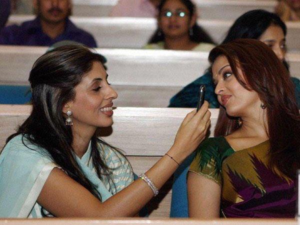 Aishwarya With Shweta Bachchan Aishwarya Rai Bachchan Aishwarya Rai Bollywood News