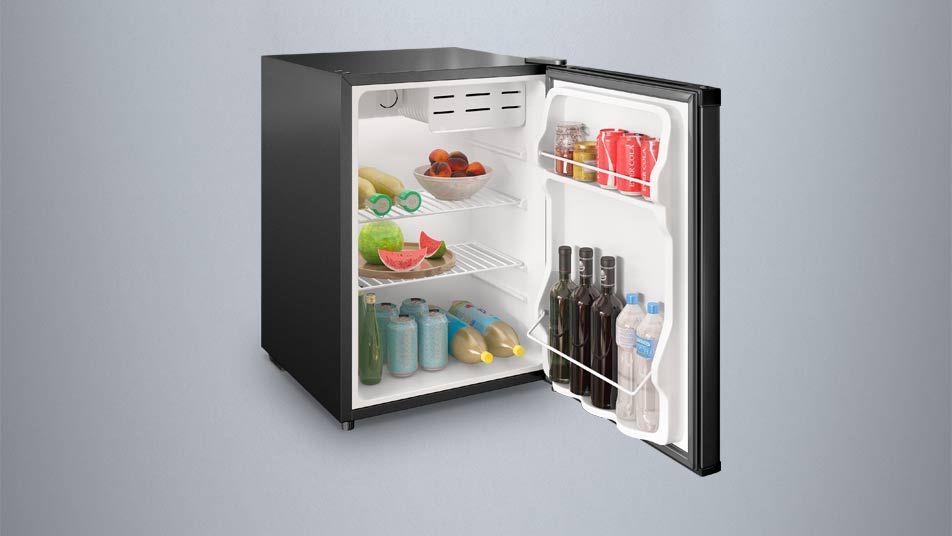 Inventor Kompakter Mini-Kühlschrank 67 L   Inventor Mini ...