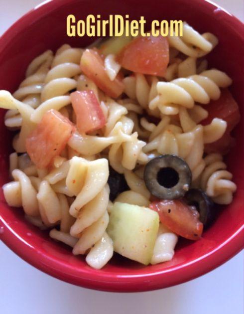 Best 25 Skinny Pasta Salads Ideas On Pinterest Easy