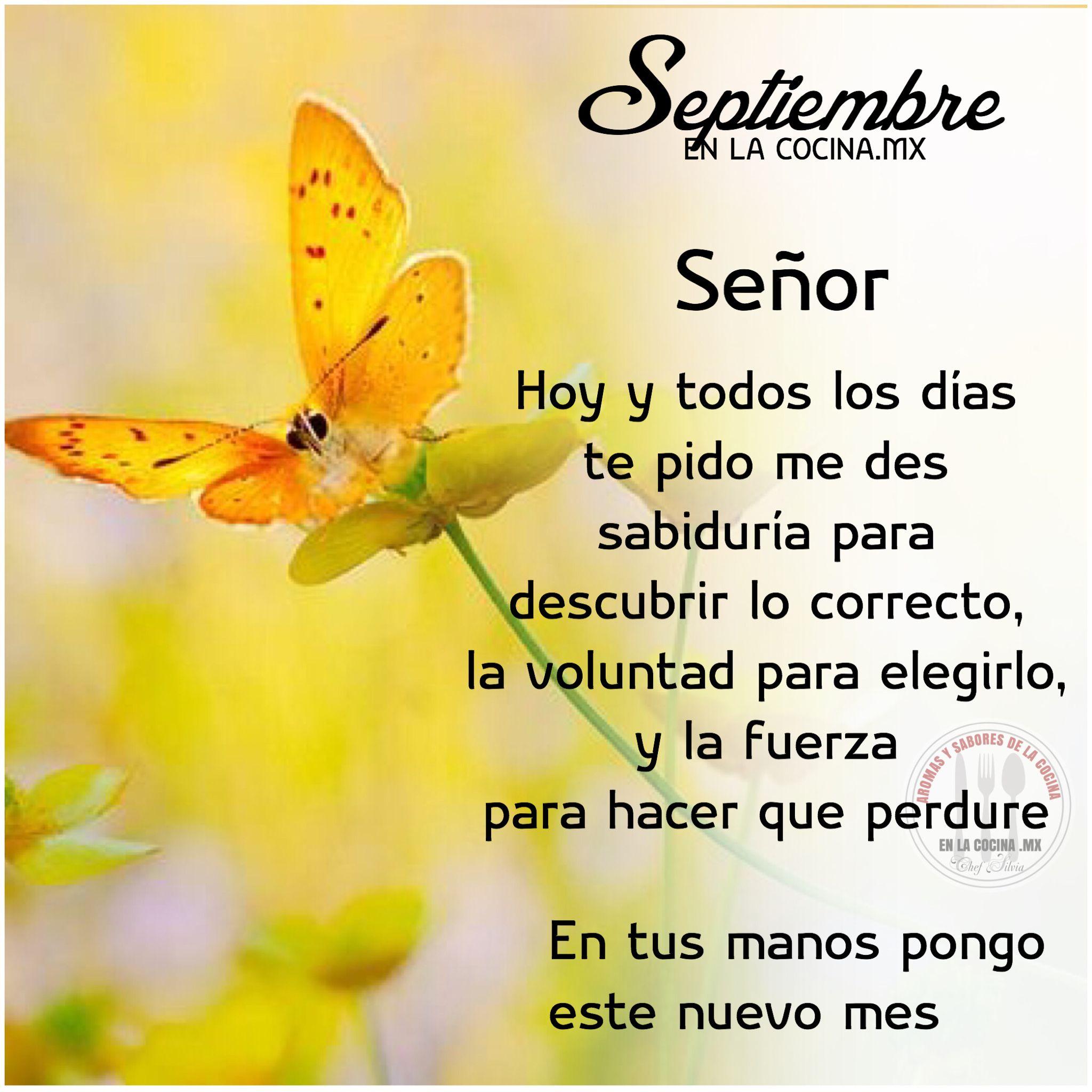 Bienvenido Septiembre Dicas Frases Pt Luso Birth Month Good
