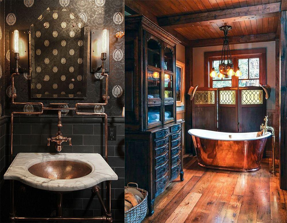 Steampunk-bathroom-bathroom-designs-2018-bathroom-decor-ideas ...