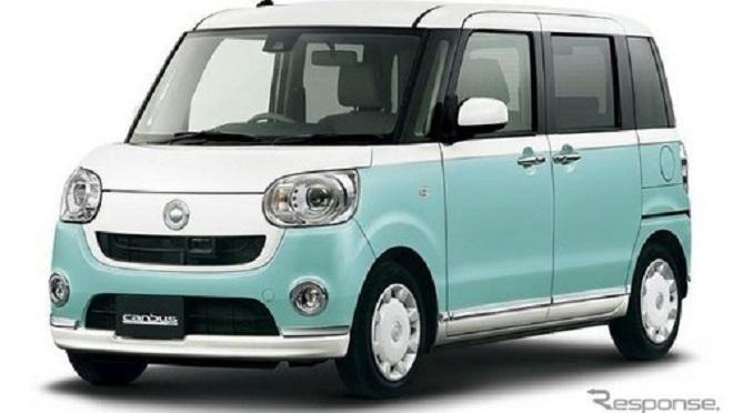 Daihatsu Rilis Mobil Mungil Untuk Wanita Mobil Berita