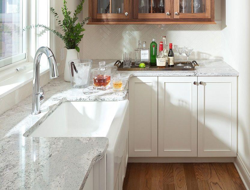 Summerhill Cambria Quartz Kitchen Countertops Mesa Az Http Desertskysurfaces