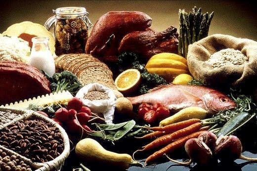 High Protein High Fiber Food Lists and Diet Plan #[KW]