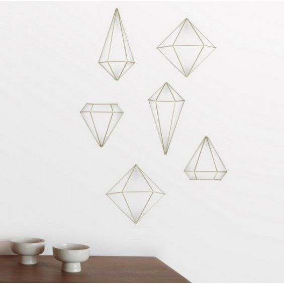 Umbra Wall Decor umbra prisma wall decor | gardening | pinterest | wall decor and walls