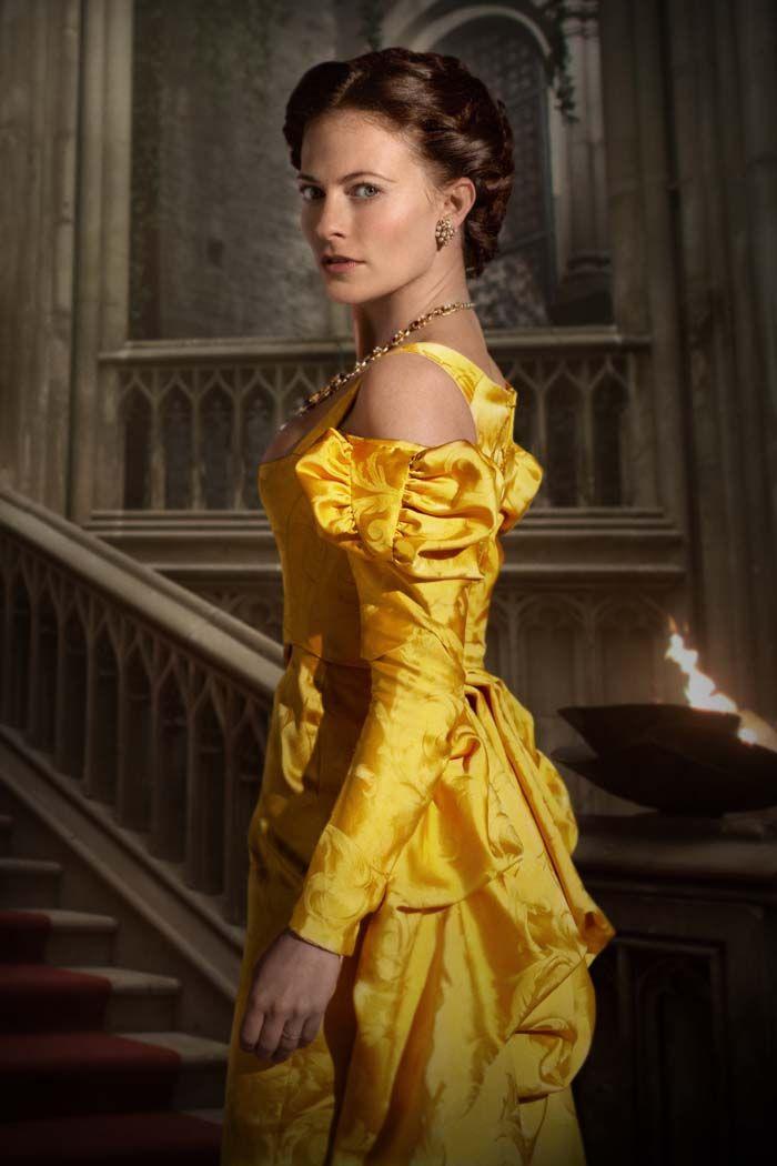 Lara Pulver As Clarice Orsini In Da Vinci S Demons Starz