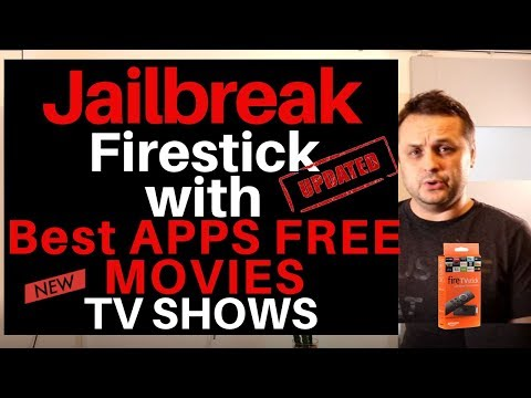 (2) How to Jailbreak Firestick all Versions and install