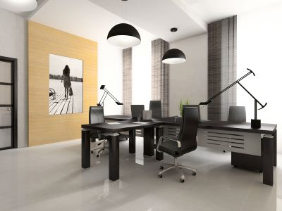 contemporary office   Creative Spaces   Pinterest   Office pictures ...