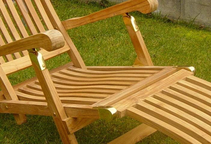 Steamer Chair Teak Outdoor Chairs Chair
