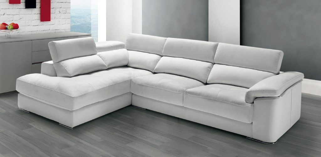 Sof con chaiselongue 212 ts2 muebles casanova for Muebles casanova