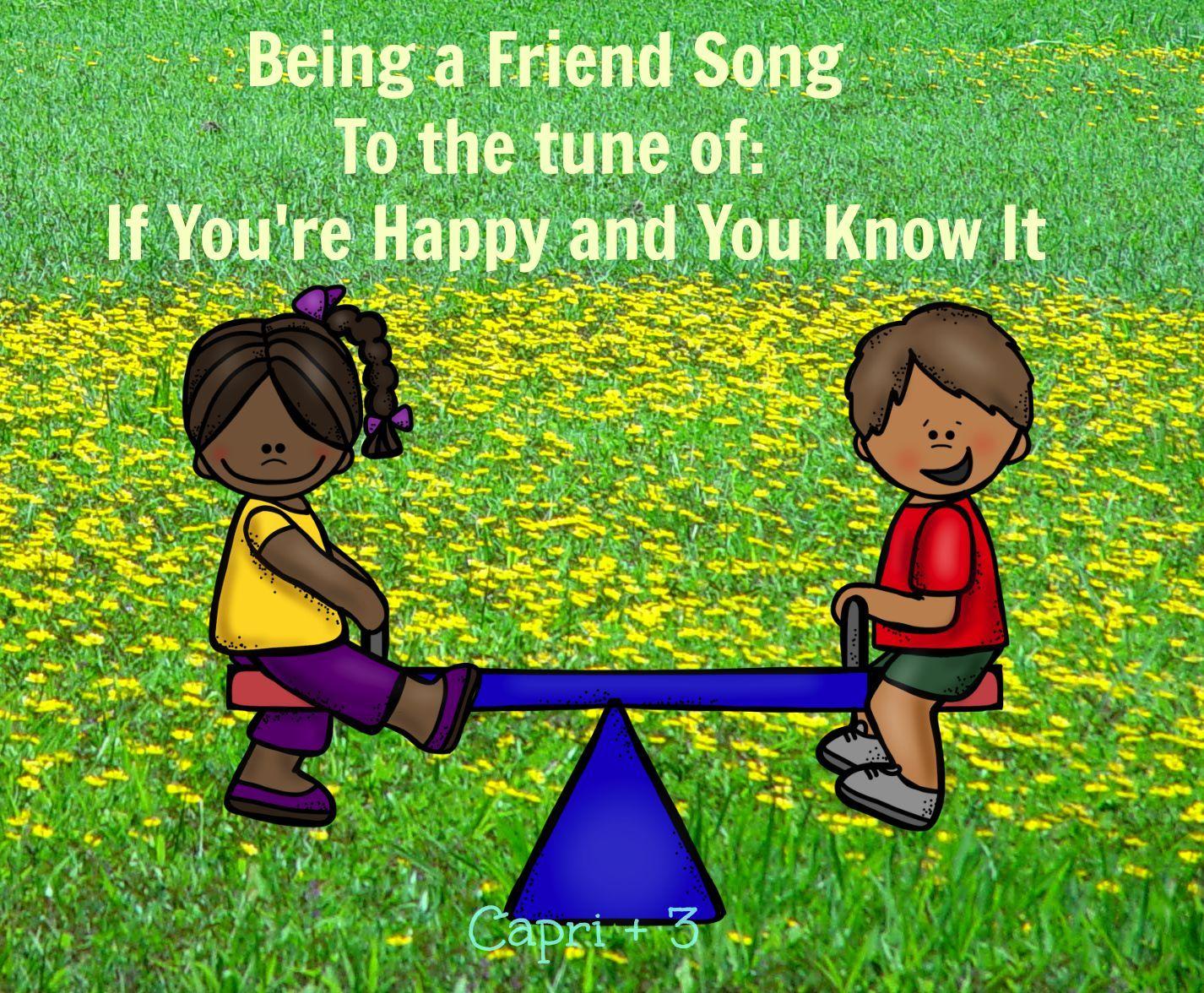 Free Friends Play Dough Printable