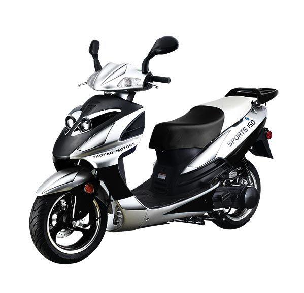Taotao CY150D 150cc Scooter Familygokarts com #scooter #ride