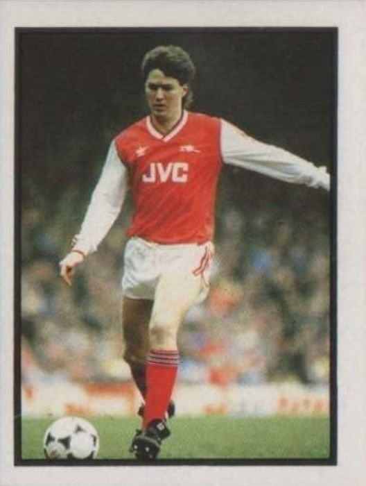 Steve Williams (Arsenal) Hails originally from Finsbury Park and ...