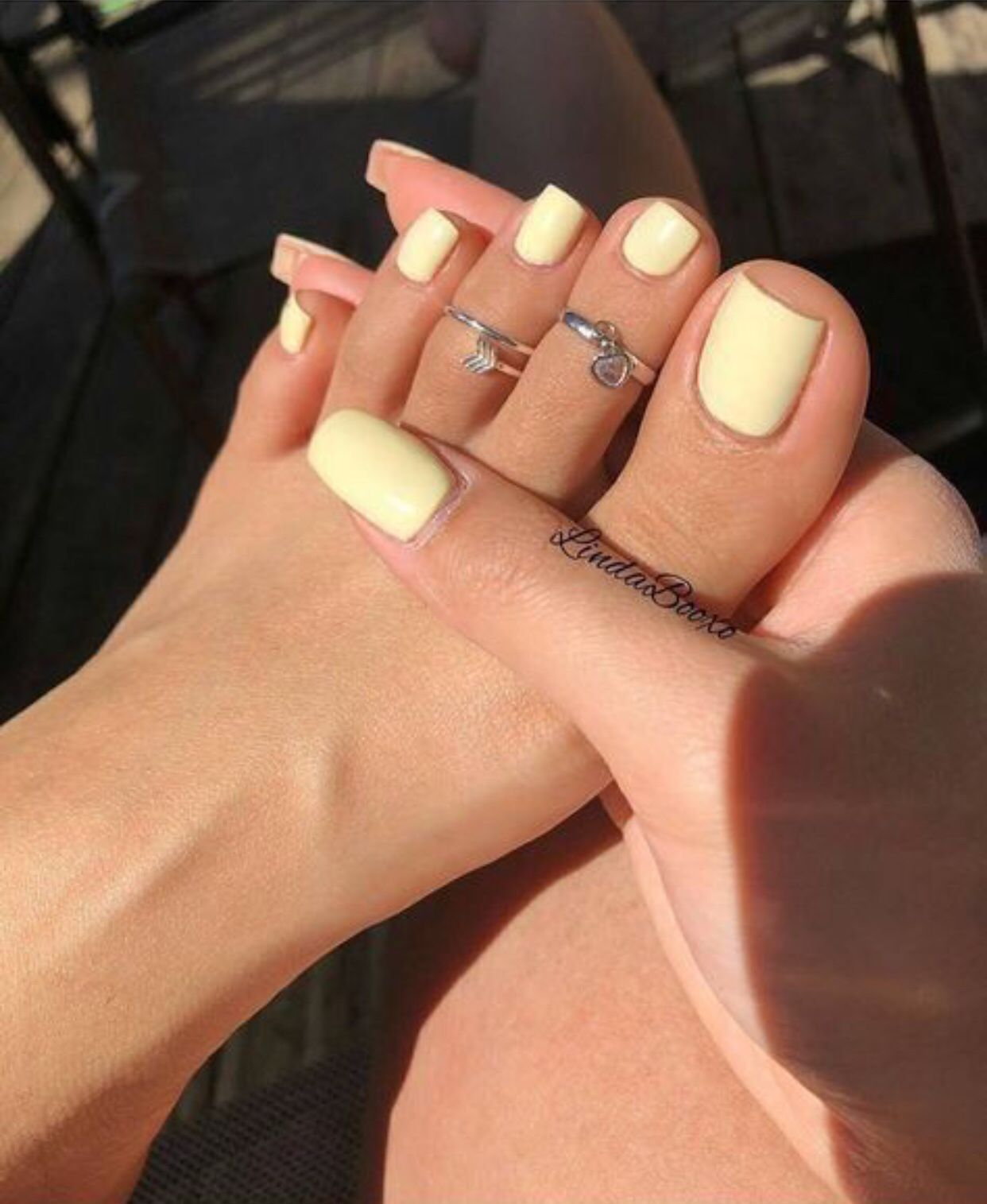 Pin By Trinity Ledbetter On She Nailed It In 2019 Yellow Nail