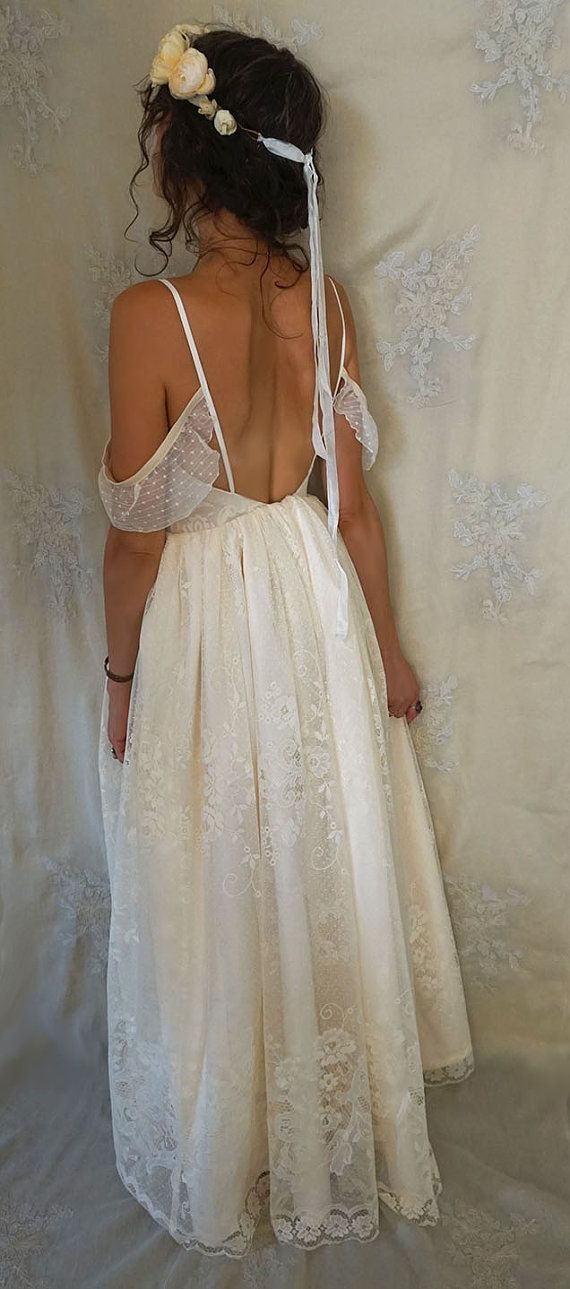 THE ORIGINAL Meadow Bustier Wedding Gown or Formal by jadadreaming ...