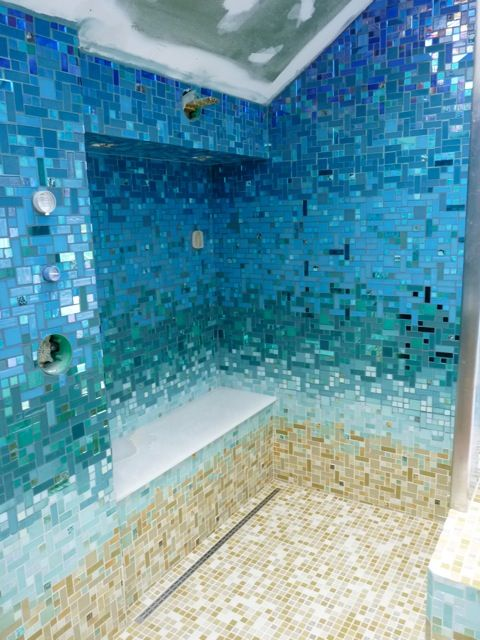 Award Winning Bathroom Tile Just Beautiful With Images