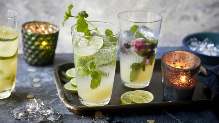 Virgin Mojito Recipe Recipe In 2020 Mojito Recipe Virgin Mojito Summer Drink Recipes