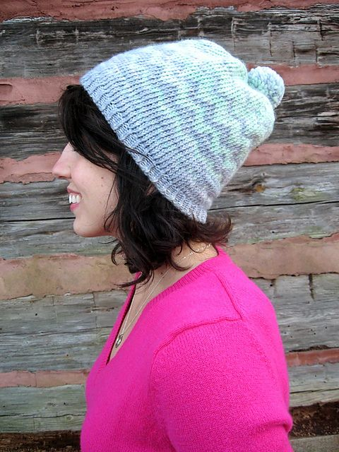 Ravelry: Project Gallery for Zig Zag Chevron Hat pattern by Ashlee Schleicher