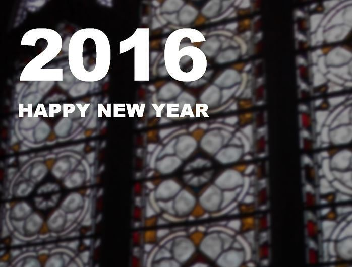 Happy New Year to you all wherever you are in the world.