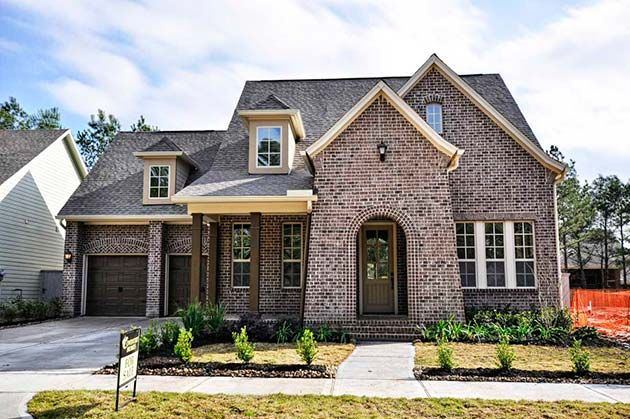 Coventry Home Builders Liberty Branch Creekside Park The Woodlands