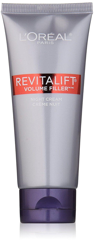 LuOreal Paris Revitalift Volume Filler Facial Night Cream  Click on