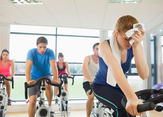 Dangers of Hot Exercise Classes | LIVESTRONG.COM