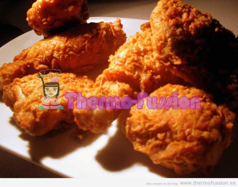 pollo estilo kentucky
