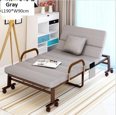Folding Bed Chair For Home In 2020 Folding Beds Sofa Bed