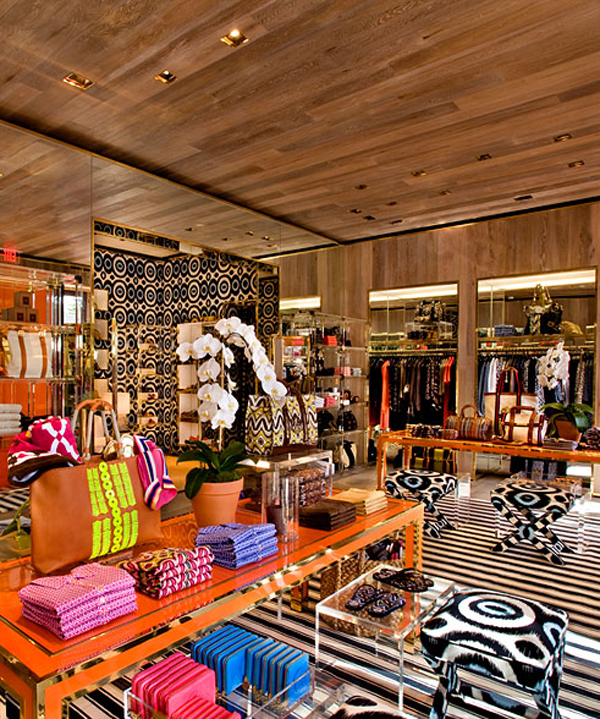 THE LOVE LIST: Tory Burch: From Home To Retail