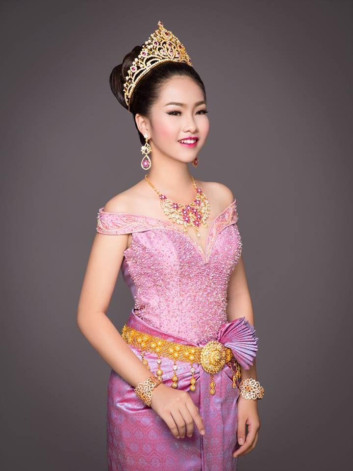 khmer wedding costume   cambodia/khmer wedding dress   Pinterest ...