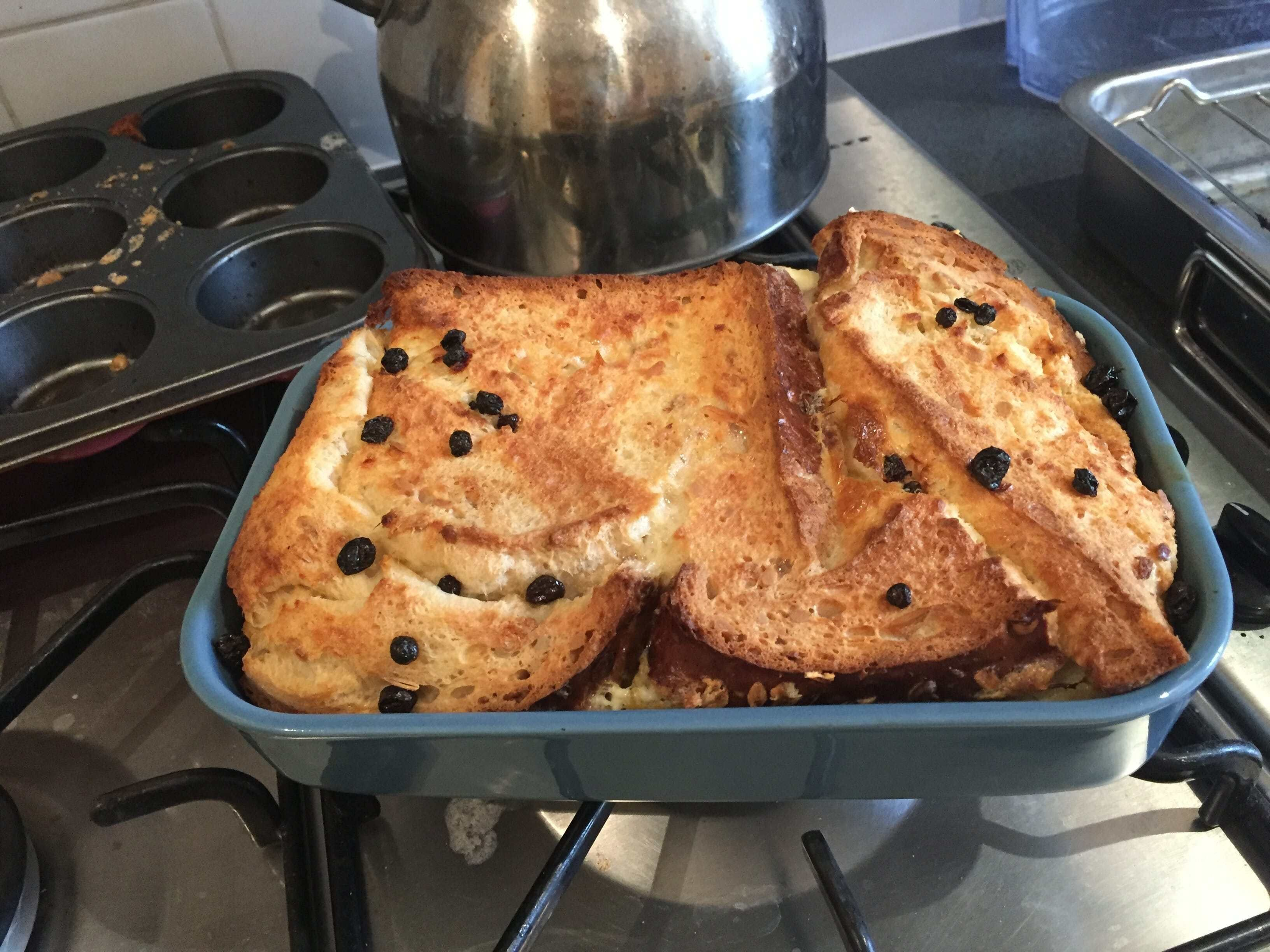 Bread and butter pudding | Recipe | Baby food recipes ...