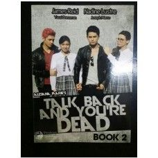 Talk Back And Youre Dead Book 2